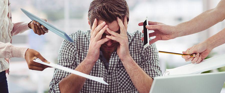 come riconoscere e combattere lo stress